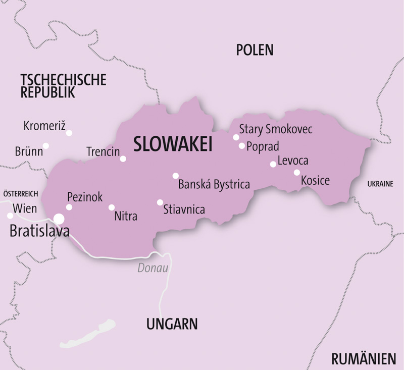 studienreisen gruppenreisen und gemeindereisen in die slowakei. Black Bedroom Furniture Sets. Home Design Ideas
